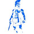 Spartan Hero by Andrea Mazzocchetti