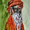 Spiritual Guru by Vineeth Menon