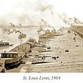 St. Louis Levee, 1904 by A Gurmankin