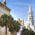 St Michaels Church Charleston Sc by Dustin K Ryan