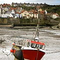 Staithes, North Yorkshire, England by John Short