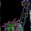Statue Of Liberty by Geraldine Scull
