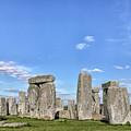 Stonehenge - England by Joana Kruse