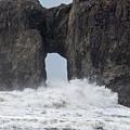 Storm Rock by Benjamin Hanna