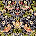 Strawberry Thief by William Morris