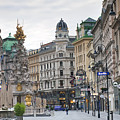 Streets Of Vienna by Andre Goncalves