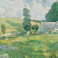 Summer by John Henry Twachtman