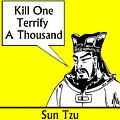 Sun Tzu by War Is Hell Store