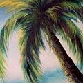 Sunlit Palm by Renee Shular