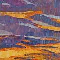 Sunset On Paseo by Susan Tormoen