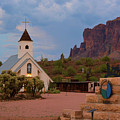 Superstition Mountain State Park by Richard Jenkins