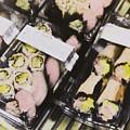 Sushi  by Emily Kemp