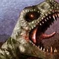 T-rex  by Pixel  Chimp