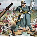 T. Roosevelt Cartoon by Granger