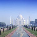 Taj Mahal View by Gloria & Richard Maschmeyer - Printscapes
