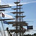 Tall Ship by Maria Joy