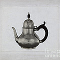 Teapot by American 20th Century