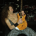 Ted Nugent by Rich Fuscia