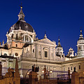 The Almudena Cathedral by John Greim