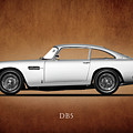 The Aston Martin DB5 by Mark Rogan