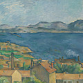 The Bay Of Marseilles by Mountain Dreams