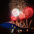 the Blue Angels US Navy    by Celestial Images