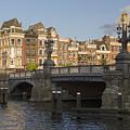 The Bridges Of Amsterdam by Yefim Bam