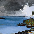 The Coming Storm by Winslow Homer