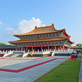 The Confucius Temple In Kaohsiung, Taiwan by Yali Shi