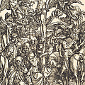 The Crucifixion by Albrecht D?rer