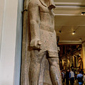 The Egyptian Museum Of Antiquities - Cairo Egypt by Jon Berghoff