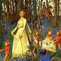 The Fairy Wood Henry Meynell Rheam by Eloisa Mannion