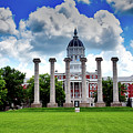 The Francis Quadrangle - University Of Missouri by Mountain Dreams
