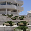 The Getty by Clayton Bruster
