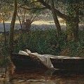 The Lady Of Shalott by MotionAge Designs