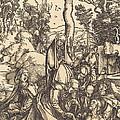 The Lamentation by Albrecht D?rer