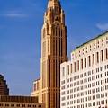 The Leveque Tower Of Columbus Ohio by Mountain Dreams