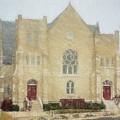 The Old Church by Carolyn Fox