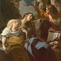 The Penitent Magdalen by Corrado Giaquinto