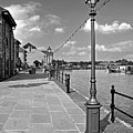 The Promenade At Barton Marina by Rod Johnson