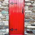 The Red Door by Stephanie Moore