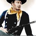 The Searchers, John Wayne, 1956 by Everett