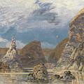 The Shallows Of Hareslade Cove by John Brett