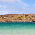 The Turquoise Water Of Dogs Bay Ireland by Pierre Leclerc Photography