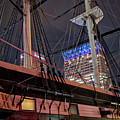 The Uss Constellation by Mark Dodd