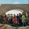 The Wedding by Francisco Goya