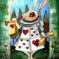 The White Rabbit by Lucia Stewart