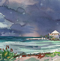 Thunderstorm Over Key West by Donald Maier