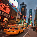 Times Square by June Marie Sobrito