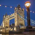 Tower Bridge  by Richard Nowitz